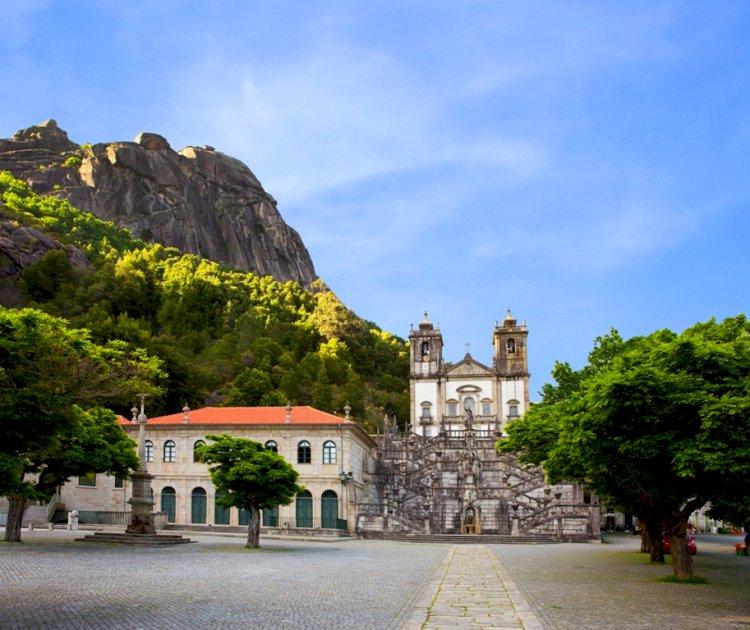 Templo da Senhora da Peneda elevado a Santuário