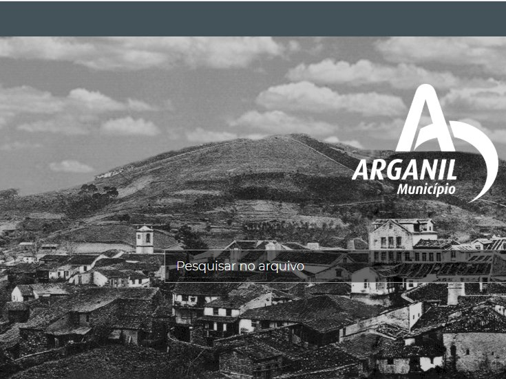 Arganil disponibiliza acesso on-line ao fundo documental do Arquivo Histórico Municipal
