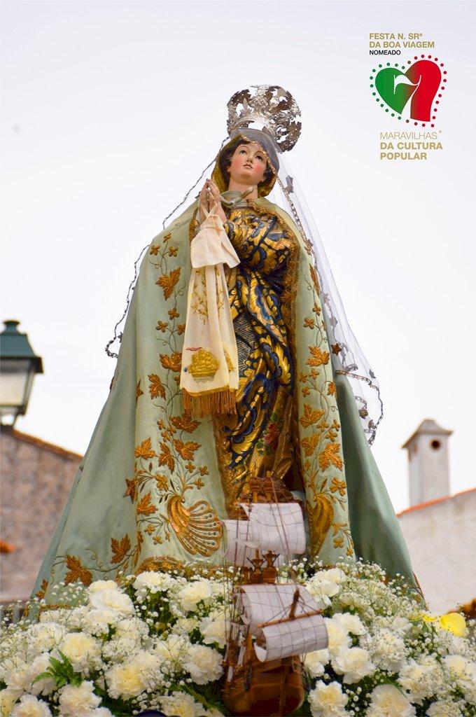 Festa de Nossa Senhora da Boa Viagem em Constância nomeada às 7 Maravilhas de Portugal