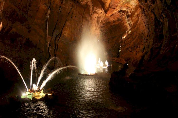 Mira d´Aire as maiores grutas de Portugal