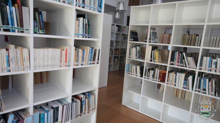 Biblioteca Municipal de São Roque do Pico disponibiliza mais de 6400 títulos