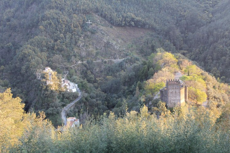 Pelos Trilhos de Portugal-Caminho do Xisto do Gondramaz, Miranda do Corvo