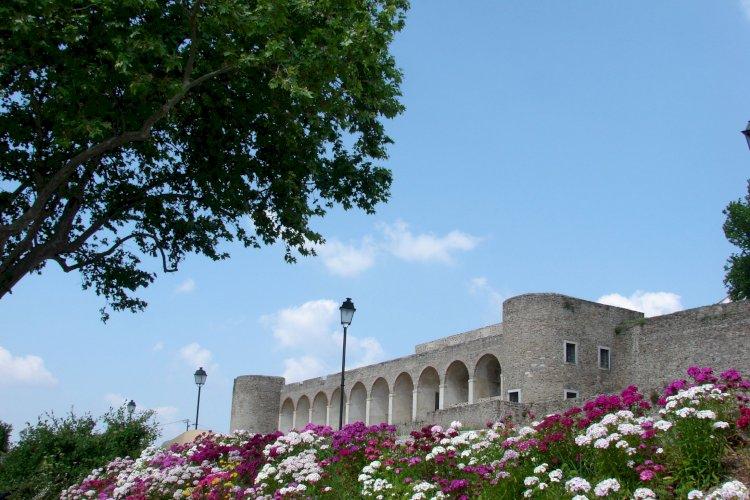 O Castelo de Abrantes