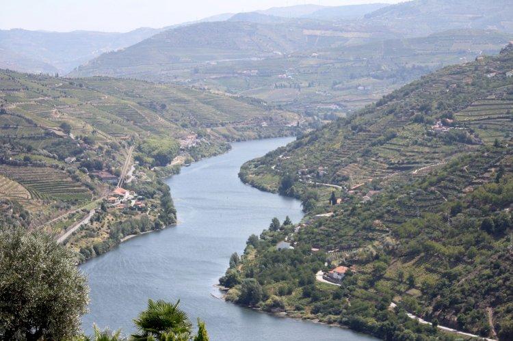 Pelos Trilhos de Portugal-Rota do Sopé do Marão, Mesão Frio