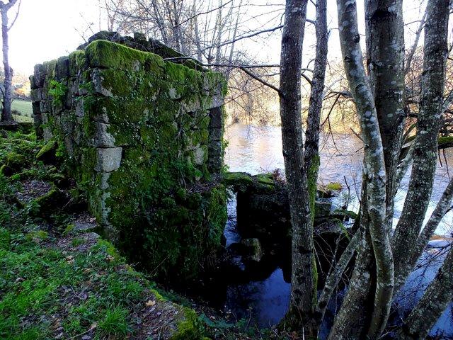Pelos Trilhos de Portugal-Caminho do Abade, Ribeira de Pena