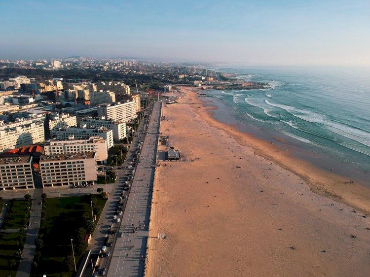 Pelos Trilhos de Portugal-Caminho Português da Costa, Matosinhos