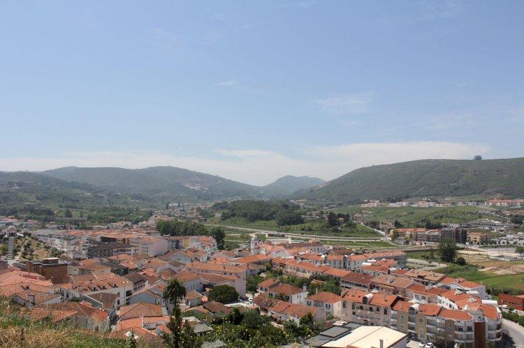 Pelos Trilhos de Portugal-Vale de Ventos, Alcobaça