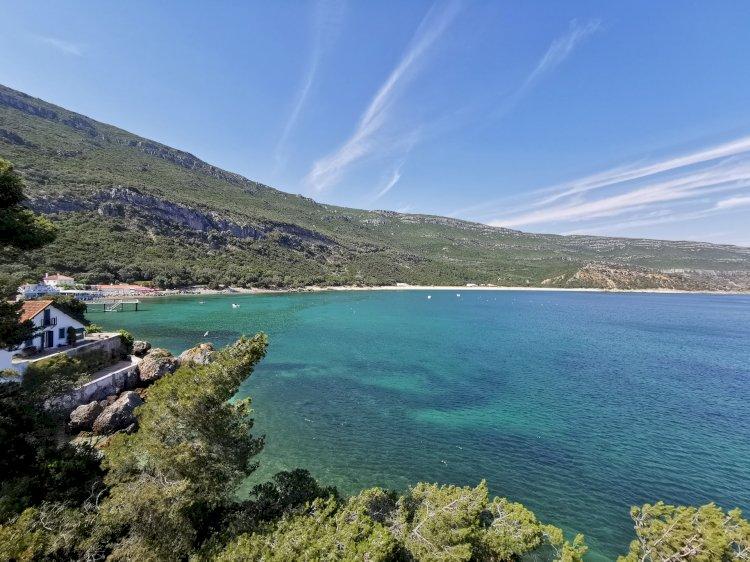 Pelos Trilhos de Portugal-Trilho das Praias da Arrábida, Setúbal