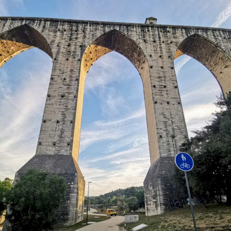 Pelos Trilhos de Portugal-Ecopista de Odivelas, Odivelas