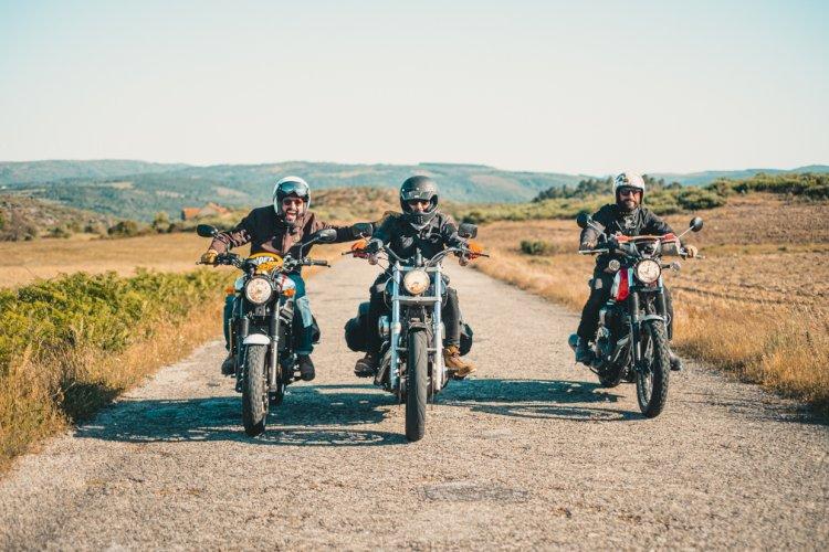Passeio Rider levou amantes das motos clássicas pelas melhores estradas de Portugal