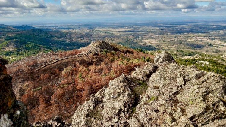 Pelos Trilhos de Portugal-Percurso do Salão Frio, Portalegre