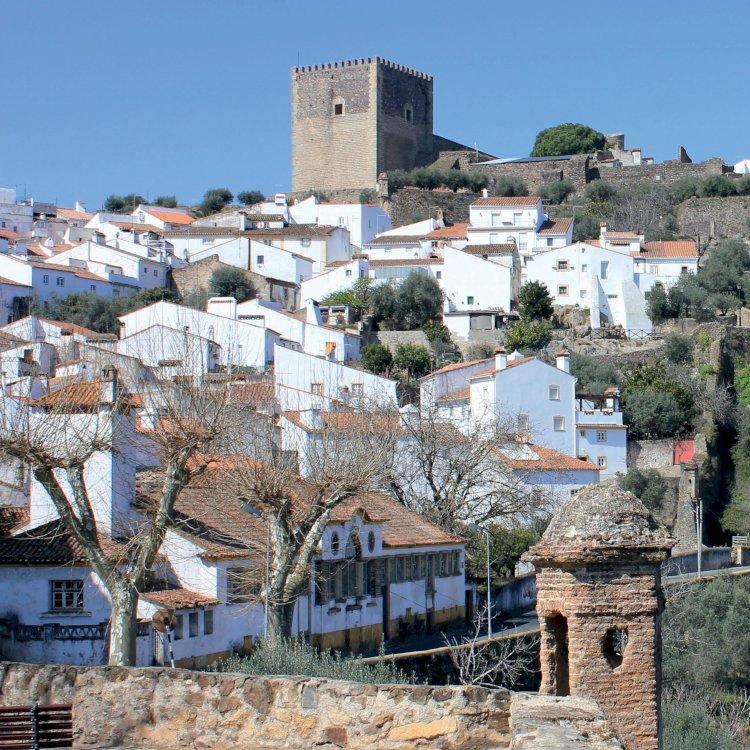 Pelos Trilhos de Portugal-Percurso das Fontes na Vila, Castelo de Vide