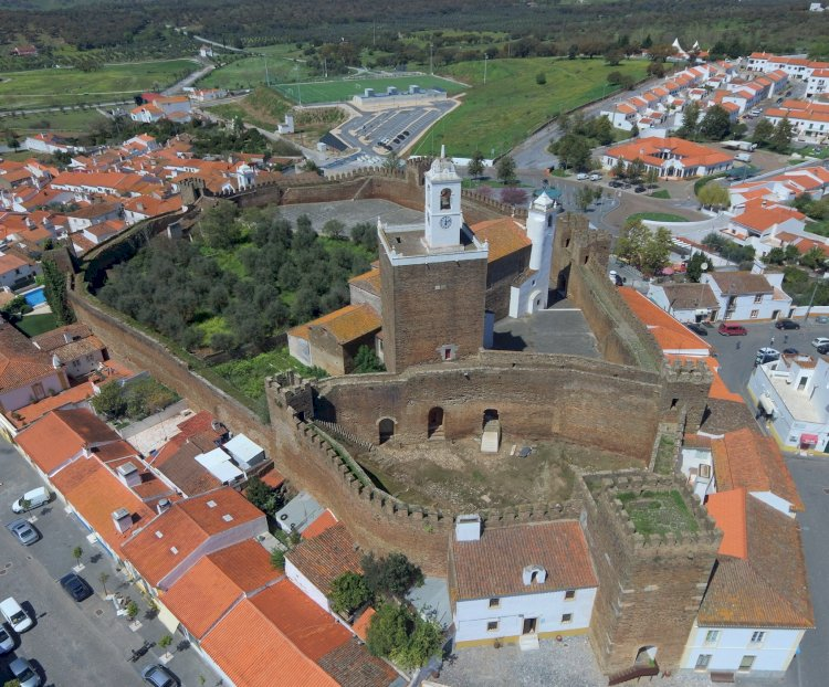 Pelos Trilhos de Portugal-Pedra Alçada, Alandroal