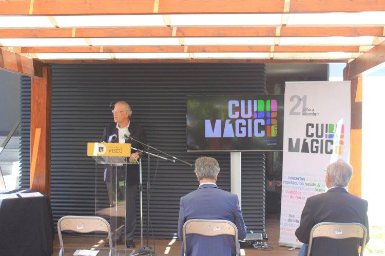Cubo Mágico, o evento cultural que vai animar o verão em Viseu