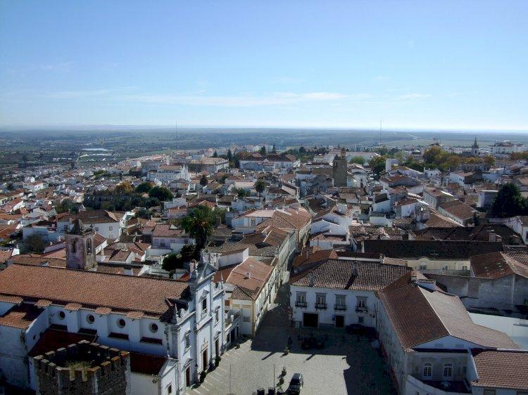 Pelos Trilhos de Portugal-Caminhos da Cal, Beja