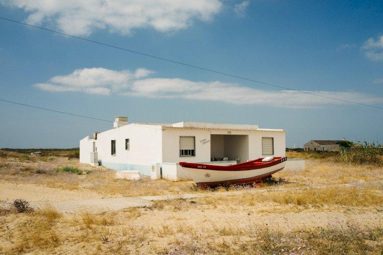 Pelos Trilhos de Portugal-Ilha da Culatra, Faro