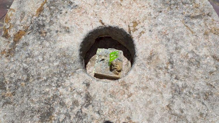 "Museu Municipal de Alcoutim acolhe projeto ""Backwards Archaeology – a look in to the future"" de Charlie Holt"