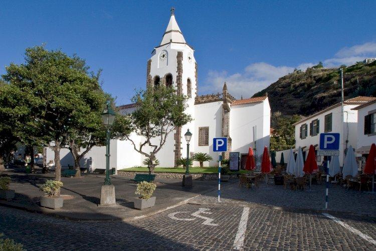 Pelos Trilhos de Portugal-Levada da Serra do Faial, Santa Cruz