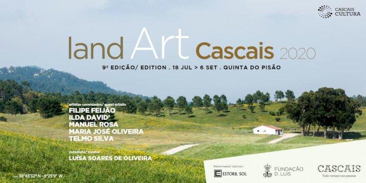 LandArt Cascais 2020 quando a obra nasce da paisagem
