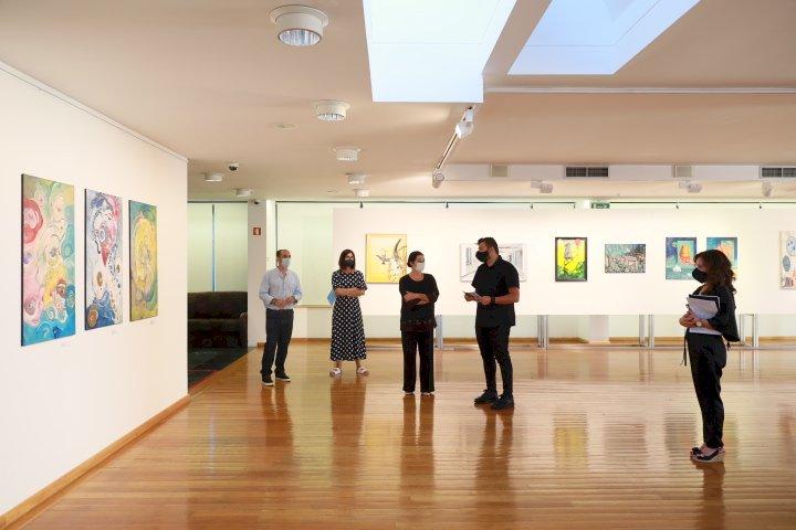 """Exposição """"Doze D'Arte"""" na Galeria Municipal de Arte de Barcelos"""