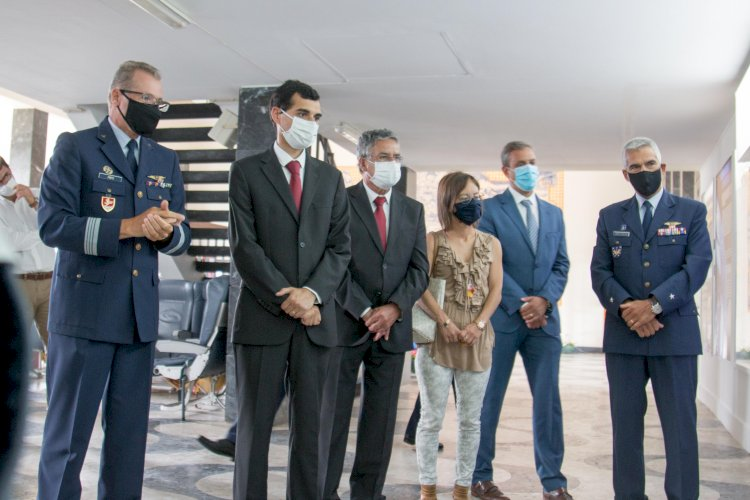 Câmara Municipal da Praia da Vitória e Força Aérea Portuguesa protocolam abertura ao público do Núcleo Museológico na Base das Lajes
