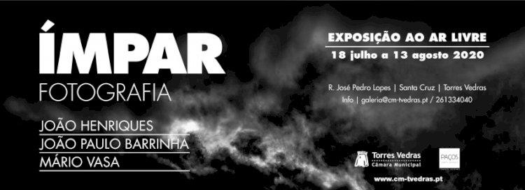 """""""Ímpar"""": Exposição de fotografia ao ar livre em Santa Cruz"""