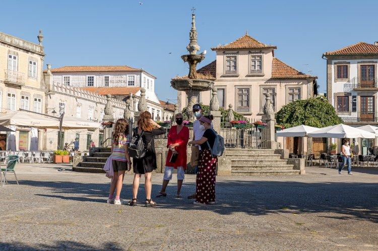 """""""Caminha – As ruas, a evolução no tempo e o património histórico da vila"""" dá mote a percurso temático"""