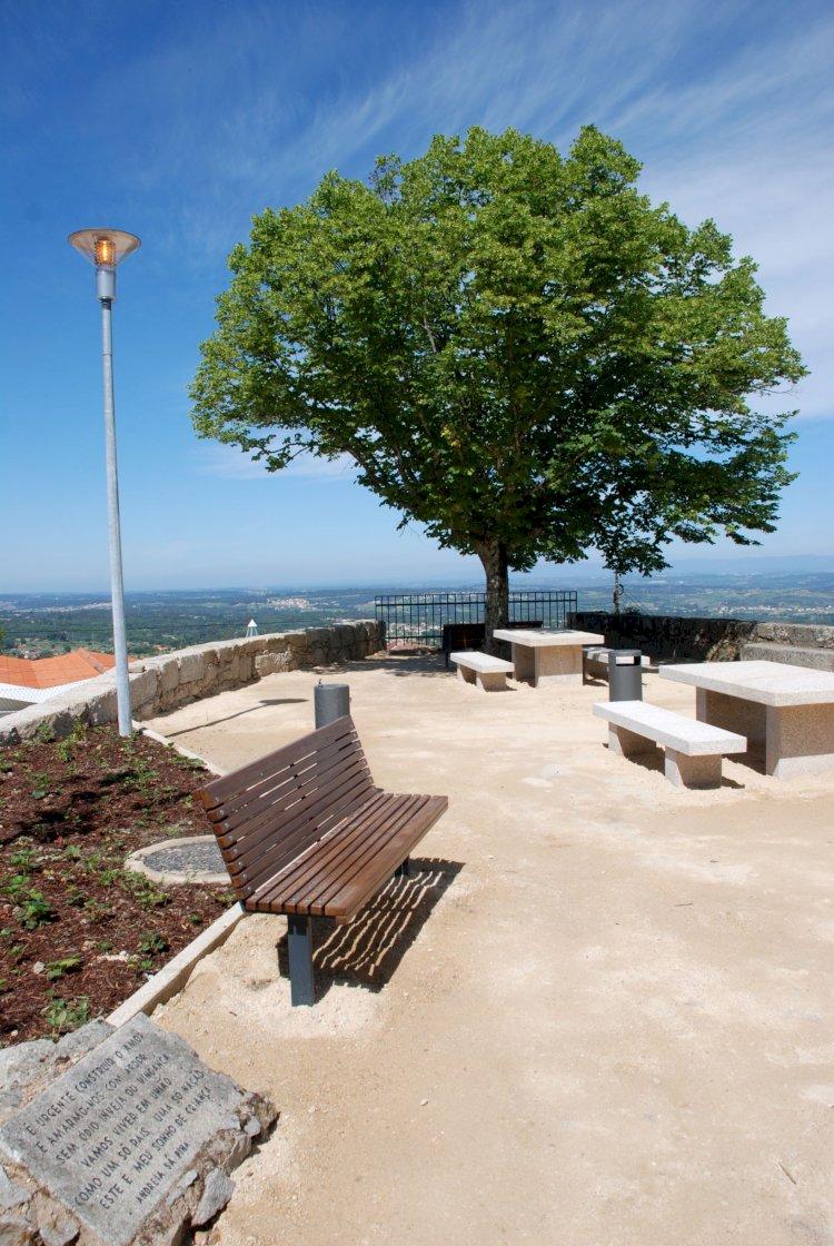 Olhar Portugal-Miradouro do Paixotão, Gouveia