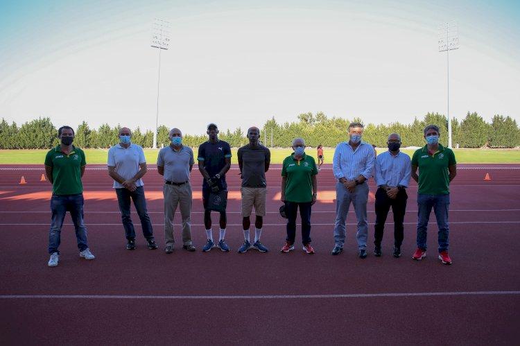 Comité Olímpico de Portugal visita Setúbal