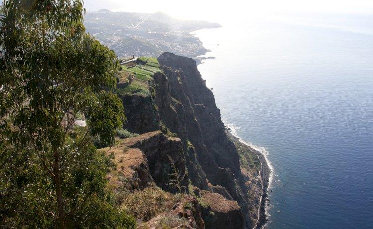 Olhar Portugal-Miradouro do Cabo Girão, Madeira
