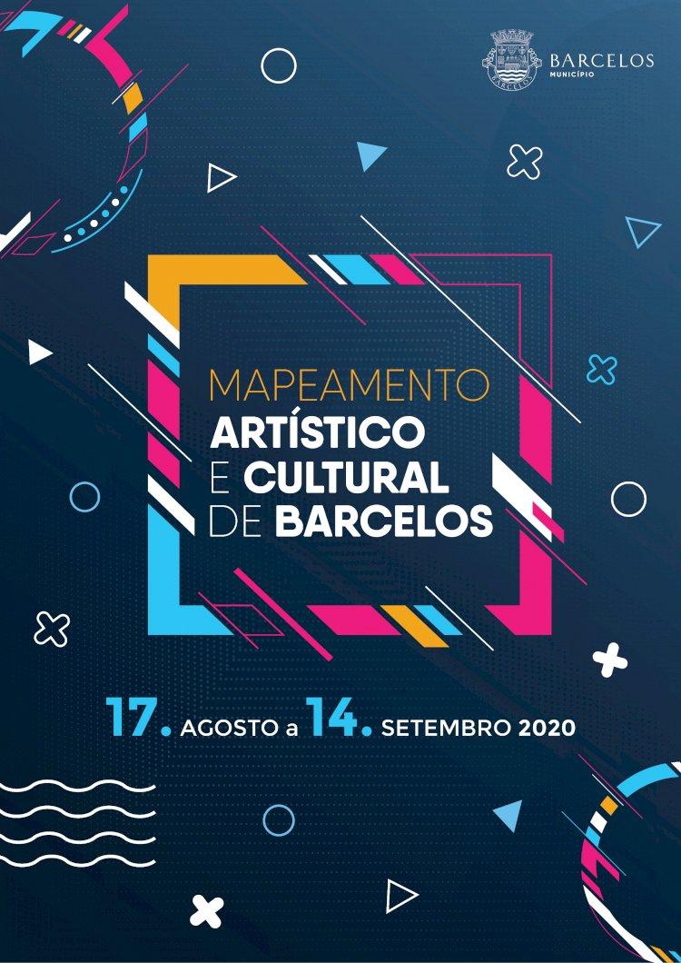 Plataforma digital MACB – Mapeamento Artístico e Cultural de Barcelos disponível a 17 Agosto no site do Município
