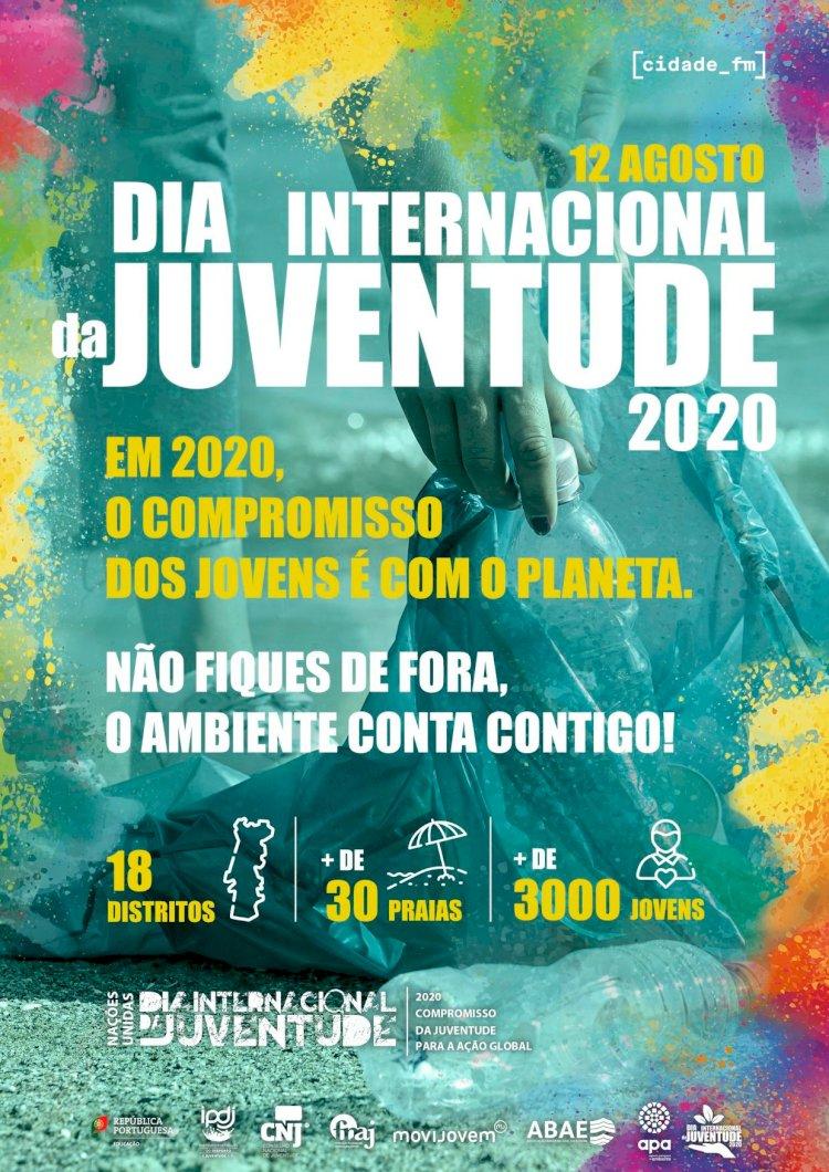 Marinha Grande celebra o Dia Internacional da Juventude  com sensibilização ambiental