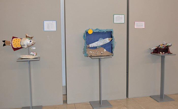 """Exposição """"A Bela da Sardinha"""" na Biblioteca Municipal de Cantanhede"""