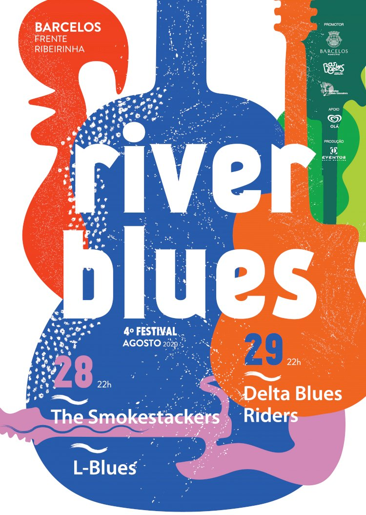 Festival River Blues regressa a Barcelos
