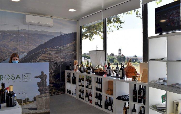 Município abre novo Posto de Turismo em Sabrosa