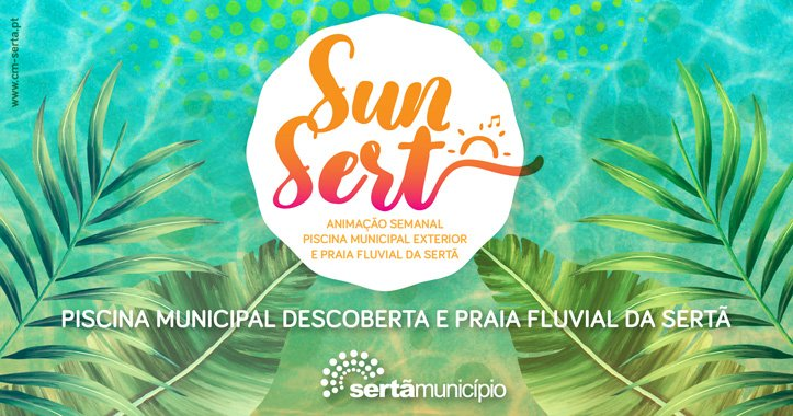 Sertã - SunSert termina a 1 de Setembro
