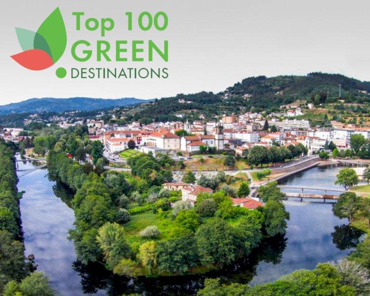 Alto Minho e Arcos de Valdevez são dos melhores Destinos Verdes da Europa