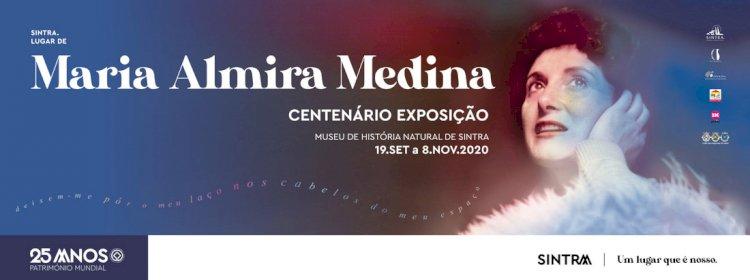 Sintra homenageia Maria Almira Medina