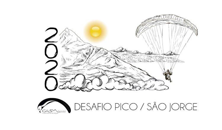 São Roque do Pico identifica locais de voo de parapente
