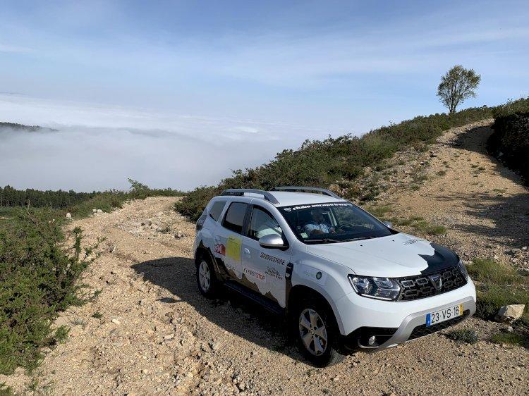 Clube Escape Livre promove Aventura Dacia  com toda a segurança