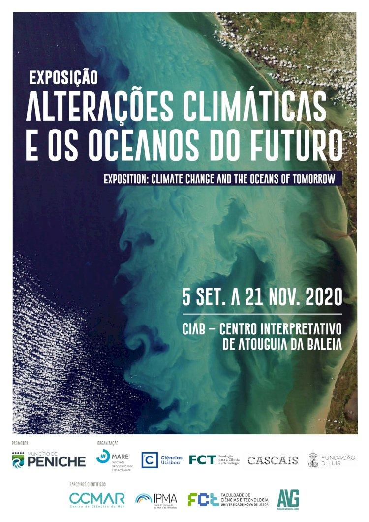 Alterações Climáticas e os Oceanos do Futuro em Peniche