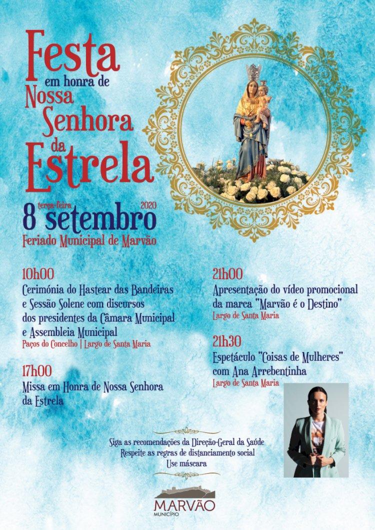 Festa em Honra de Nossa Senhora da Estrela Marvão celebra Feriado Municipal