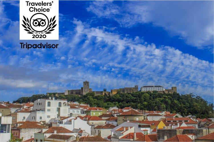 Castelo de Palmela distinguido com o Prémio Travellers Choice 2020 - TripAdvisor