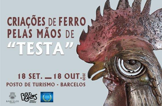 Setembro traz exposições aos espaços culturais em Barcelos