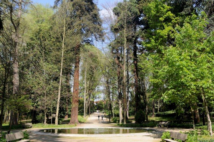 Parque das Termas de Vizela na rota dos jardins históricos