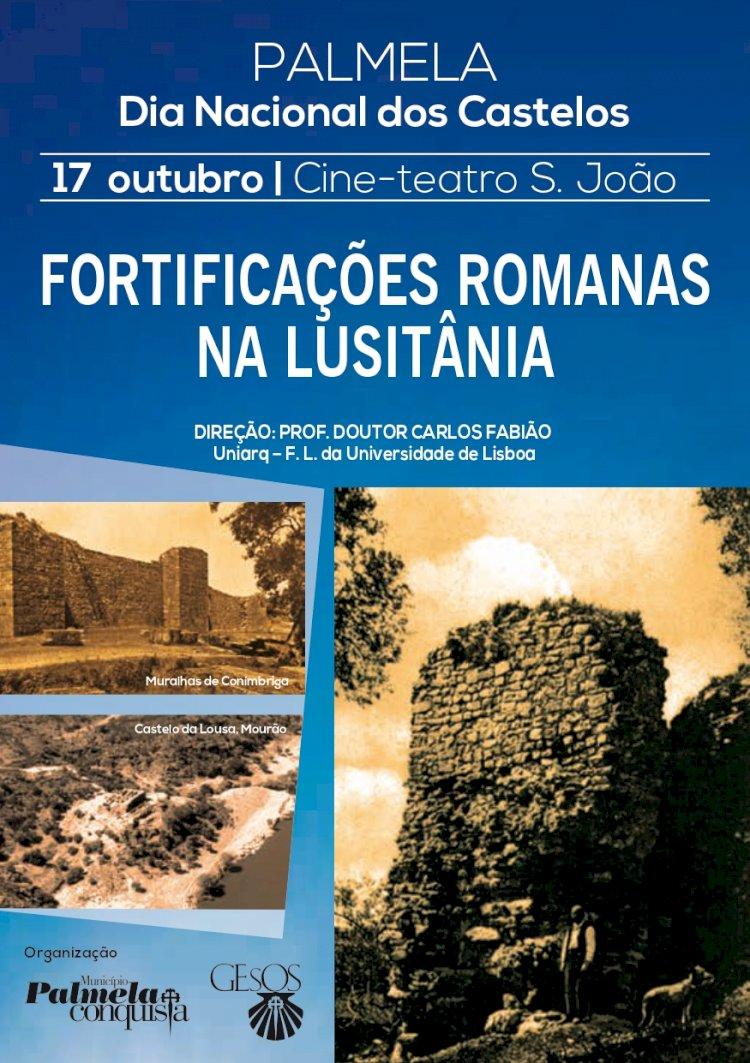 Dia dos Castelos comemorado com Curso sobre Fortificações Romanas
