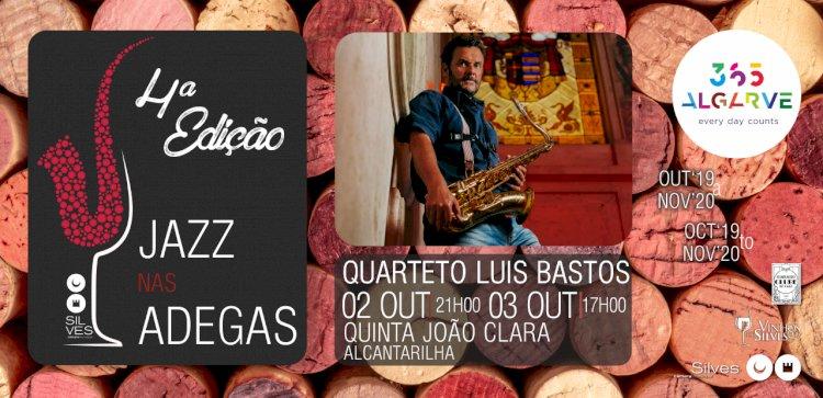 Jazz nas Adegas regressa a Silves