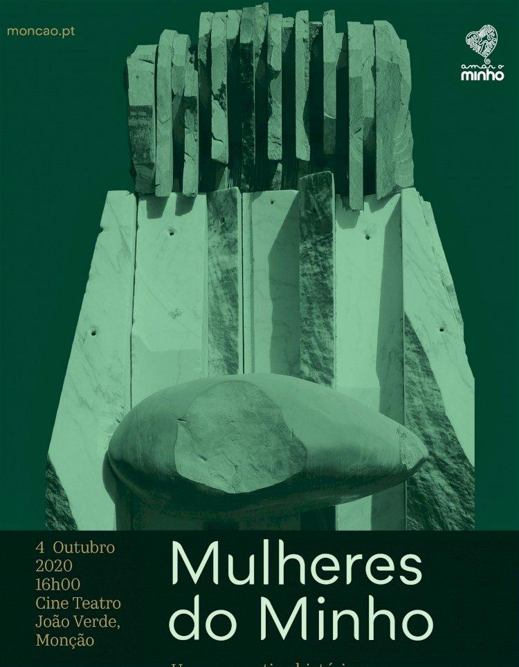 """""""Mulheres do Minho"""" no Cine Teatro João Verde"""