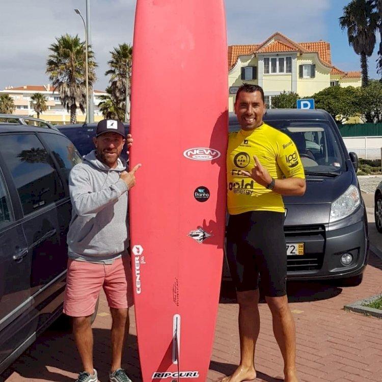 Bruno Grandela e Inês Martins Campeões nacionais de Longboard