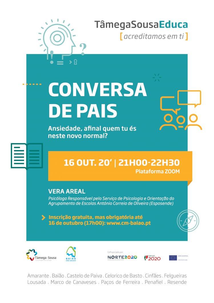 Baião promove conferência sobre como ajudar alunos a lidar com ansiedade